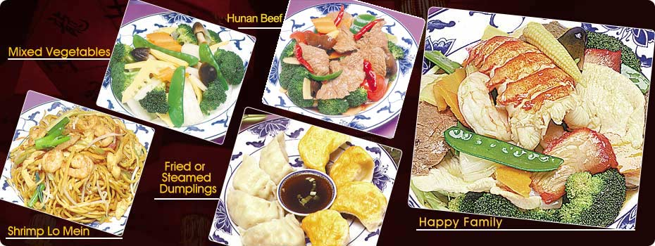 China Garden Chinese Restaurant Offers A Wide Array Of Authentic Dishes